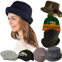 Image for Irish Caps, Hats & Headwear
