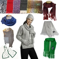 Image for Scarves, Scarves and More Scarves