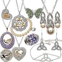 Image for Irish Swarovski Crystal Jewelry