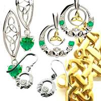 Image for Celtic & Claddagh Earrings