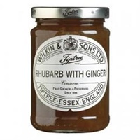 Wilkin and Sons TipTree Rhubarb with Ginger Conserve