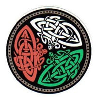 Image for Celtic Cross Sticker