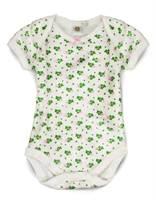 Image for Irish Shamrock Onesie, Baby Girl