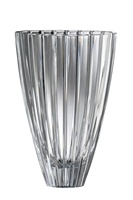 "Image for Galway Irish Crystal Oval Linear 12"" Vase"