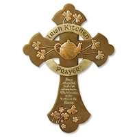 Image for Irish Kitchen Prayer Wall Cross