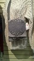 Image for Celtic Knot Shoulder Bag - Stonewash