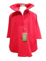 Image for Jimmy Hourihan Maty Cape, Red
