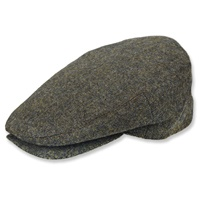Image for Jonathan Richard Woven Country Curved Cap
