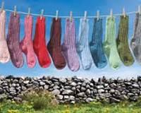 Donegal Irish Wool Socks - Medium
