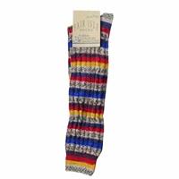 Image for Fair Isle Irish Knee Socks