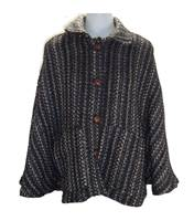 Image for Branigan Freda Dublin Light Tweed Cape