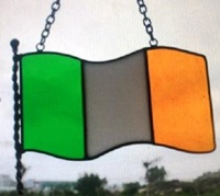 Image for Pride Of Ireland Suncatcher
