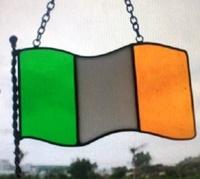 Image for Pride Of Ireland Suncatcher