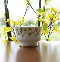 Image For Original Royal Tara Shamrock Demitasse Sugar Bowl