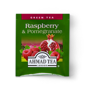 Image for Ahmad Raspberry and Pomegranate Tea