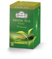 Image for Ahmad Green Tea Pure