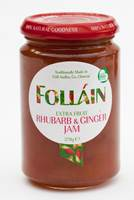 Image for Follain Rhubarb & Ginger Jam