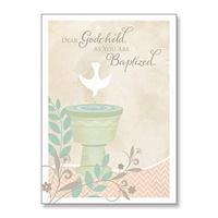 Image for Dear Godchild Baptismal Card
