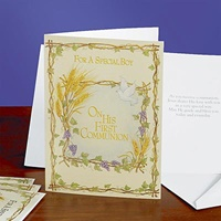 Image for Special Boy First Communion Card