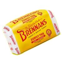 Image for Brennans Half Pan Loaf Irish Bread