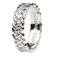 Image for Celtic Knotwork Sterling Silver Ring