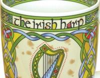 Image for Royal Tara Irish Harp Tea Cup