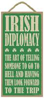 Image for Irish Diplomacy: The Art of Telling