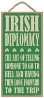 Image for Irish Diplomacy: The Art of Telling