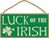 Image for Luck of The Irish