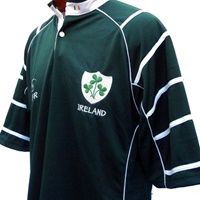 Image for Ireland Breathable Rugby Shirt