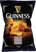 Image for Burts Guinness Crisps 40g
