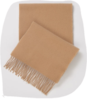 Image for Lambswool Scarf - Camel
