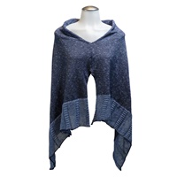 Image for Bill Baber Denim Shawl