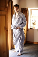 Image for Traditional Irish Bath Robe