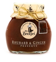 Image for Mrs. Bridges Rhubarb and Ginger Preserve