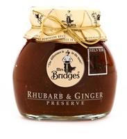 Image for Mrs. Bridges Rhubarb and Ginger Preserve