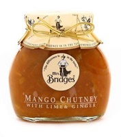 Image for Mrs. Bridges Mango Chutney, Lime and Ginger