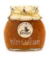 Image for Mrs. Bridges Mango Chutney, Lime and Ginger