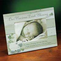 "Image for ""Our Precious Irish Blessing"" Photo Frame"