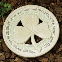 Image for Shamrock Circle Garden Stone