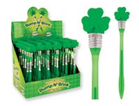 Image for Shamrock Topped Pen