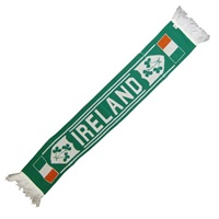 Image for Emerald 3 Shamrock Supporters Scarf