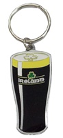 Image for Ireland Pint Metal Keyring