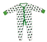 Image for Black Sheep Footed Irish Romper