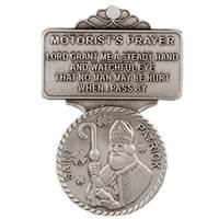 Image for St. Patrick Visor Clip Carded