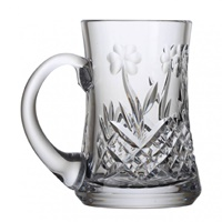 Image for Emerald Crystal Shamrock Tankard 500 ml