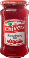 Image for Chivers Strawberry Jam 370 g