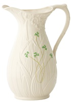 Image for Belleek Daisy Pitcher