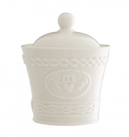 Image for Belleek Claddagh Sugar Bowl