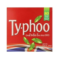 Image for Typhoo British Tea, 80 Bags